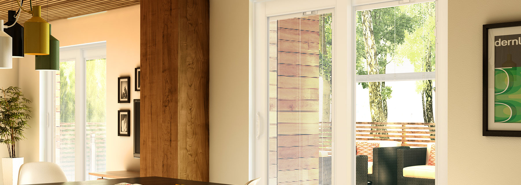 Atlantech Patio Doors