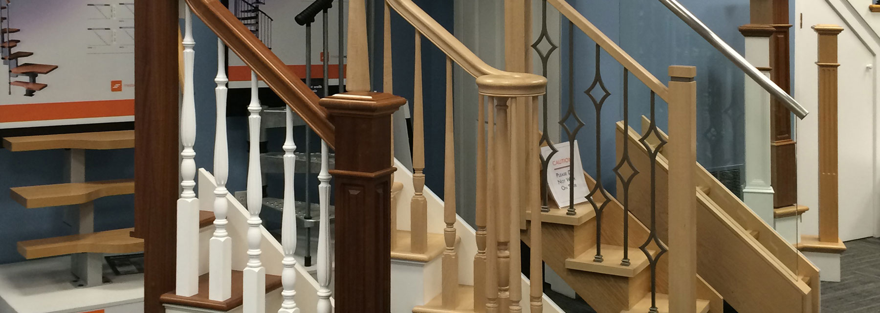 Cooper Stairworks Display Photo