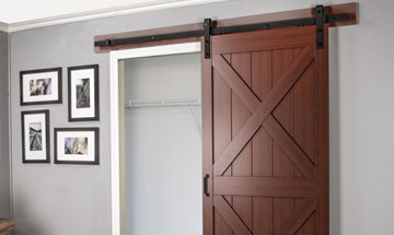 Barn Doors from Cleary Millwork Photo