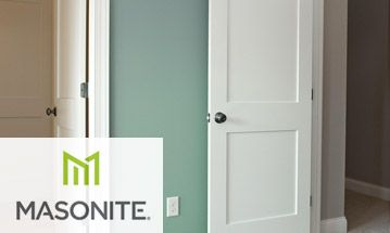 Masonite interior door photo