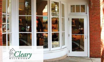 Cleary Fiberglass Door Photo