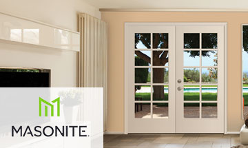 Masonite Patio Door Photo