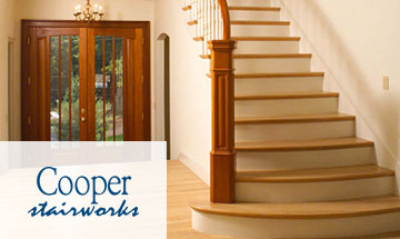 Cooper Stairworks Preassembled Stair photo