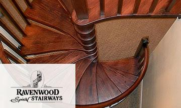 Ravenwood Spiral Stair