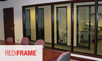 RediFrame Commercial Door Frame Photo