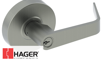 Hager Heavy Duty Lockset Photo