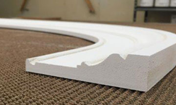 Curved Moulding