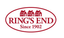 Ring's End Lumber Logo