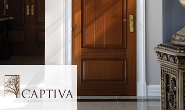 Captiva Wood Interior Doors