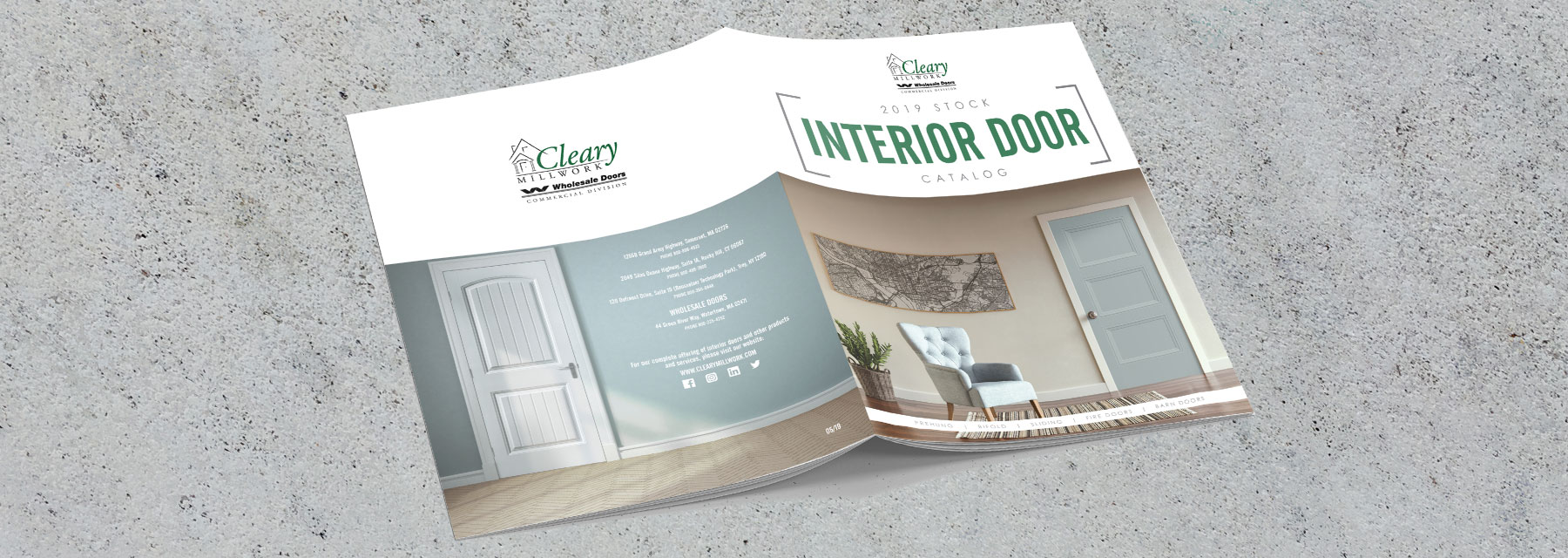 2019 Stock Interior Door Catalog