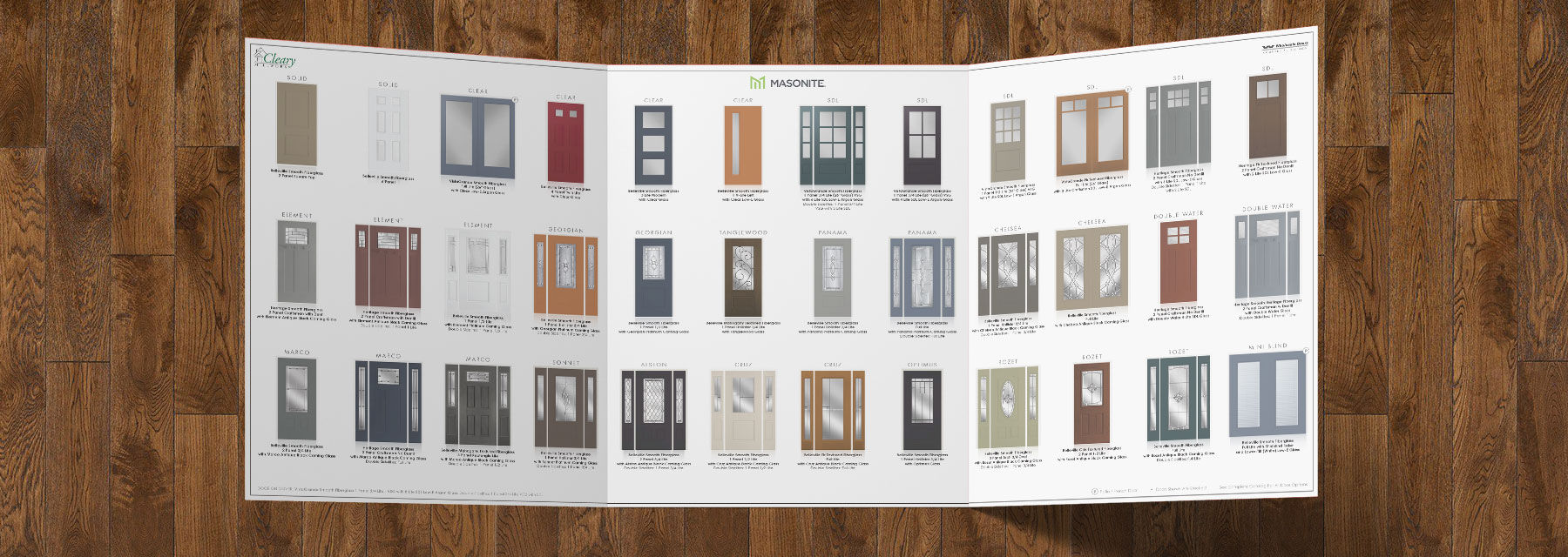 Top Selling Exterior Doors