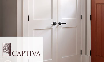 Captiva custom MDF interior doors