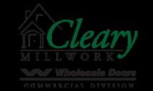 Cleary WDI logo