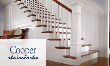 Preassembled Stairs