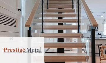 Prestige Metal Stairs