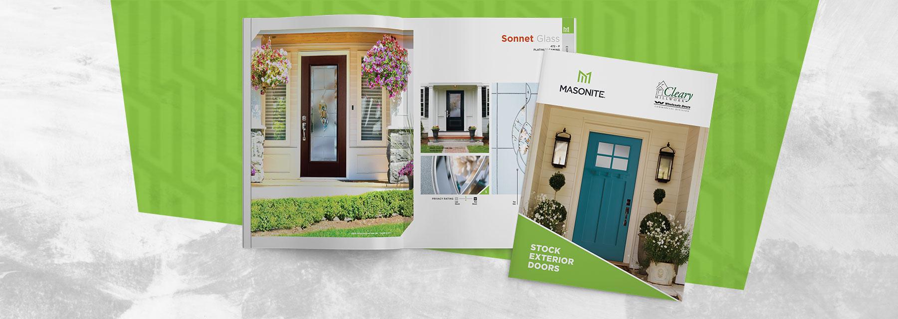 2021 Masonite Exterior Door Catalog